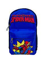 """Рюкзачок """"Мультяшки"""" Spider-Man 2 Цвета Синий."""