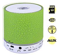 Портативная колонка A8 Bluetooth LED подсветка, фото 1