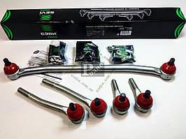 Комплект тяг рулевой трапеции ВАЗ 2101-07 в упаковке с метизами и скрутками СЭВИ