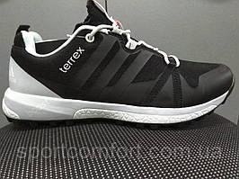 Кроссовки Adidas  TEREX черн. с бел