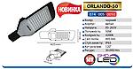 Светильник уличный светодиодный ORLANDO-50w LED, фото 2
