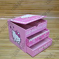 Сундук - коробка детский Hello Kitty Розовый