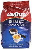 Кава в зернах Lavazza Espresso Crema e Gusto 1кг