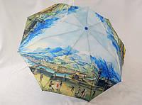 """Зонты женские """"Винтажные города"""" № 3377 от SUSINO"""
