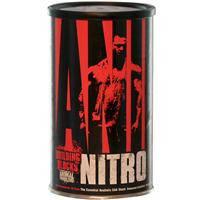 Энимал нитро (Animal Nitro), Universal Nutrition, Незаменимые аминокислоты, 44 пакетика