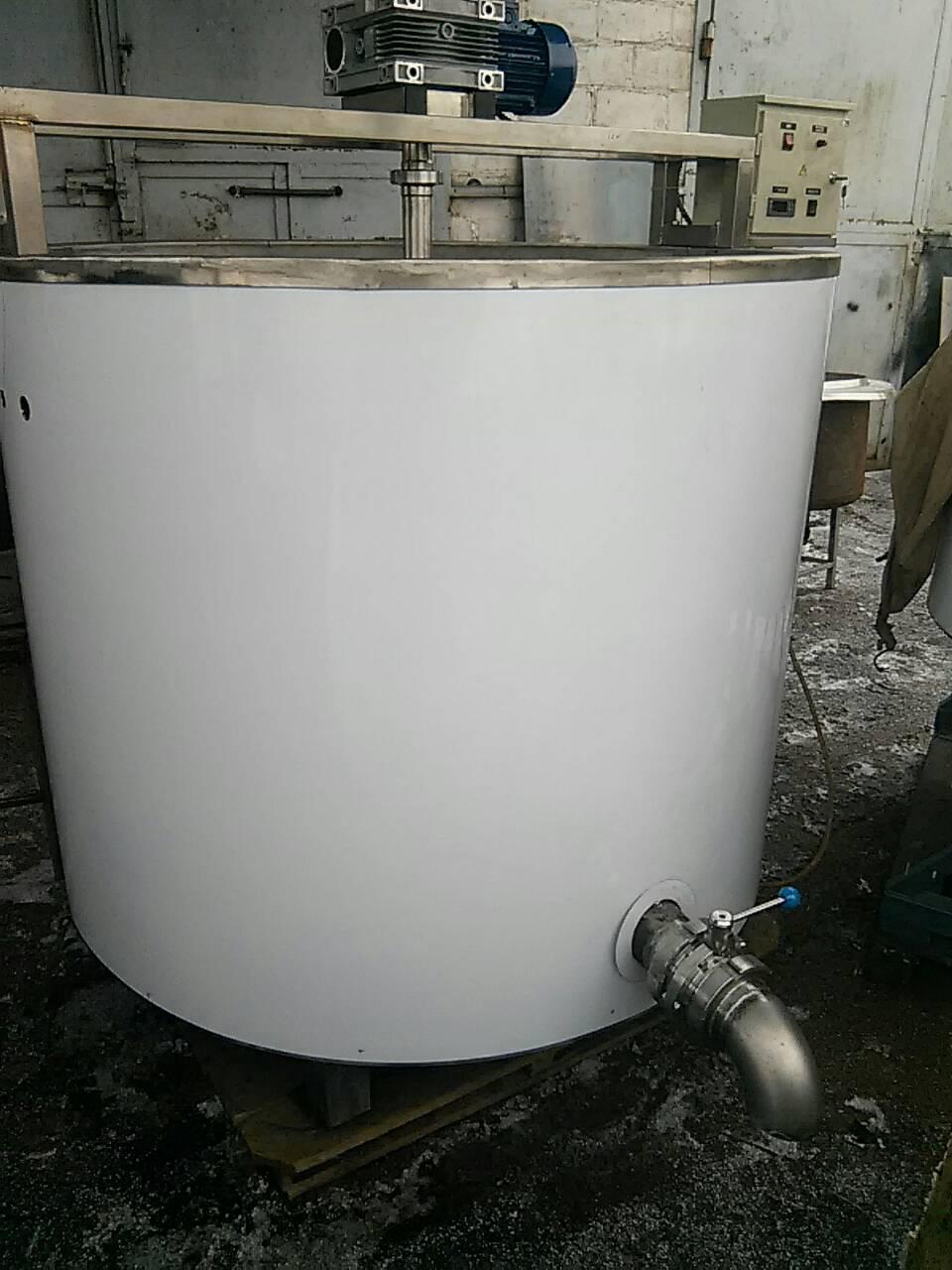 Котел сироварня кпе-1250