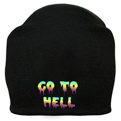 Шапка Unicorn - Go To Hell
