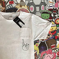 RipNdip cat - футболка