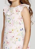 Платье летнее для девочек светлое, фото 1