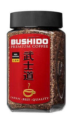 Кофе Bushido Red Katana сублимированный 100г, фото 2