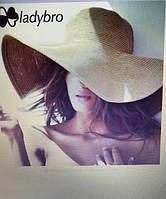 Шляпа с большими полями Нал