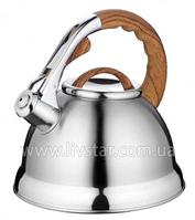 Чайника Металл Свистящие 3.5 Литр