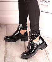 Лакированные ботинки Michael Kors. Аналог , фото 1