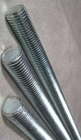 Шпилька різьбова М64 DIN 975 клас міцності 8.8