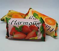 Фруктовое мыло Harmony Клубника 150г. уп 48шт.