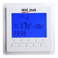 Программируемый терморегулятор Heat Plus BHT-306 White