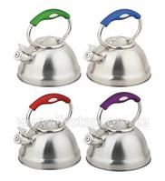 Чайника Металл Свистящие 3.0 Литр