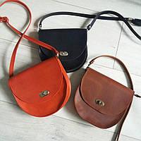 Элегантная Женская сумочкаиз натуральной кожи эксклюзив
