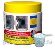 Химические средства для очистки котлов и дымоходов