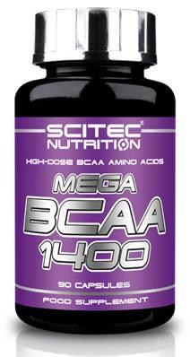 Mega BCAA 1400 Scitec Nutrition, фото 2