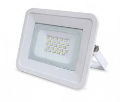 Прожектор світлодіодний 20 вт. Для зовнішнього освітлення. LED прожектор. Світлодіодний прожектор.
