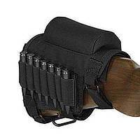 Патронташ на приклад  универсальный 7 шт. нарезных патронов