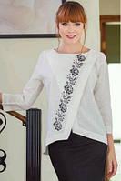 Жіноча блузка-вишиванка