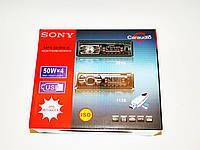 Автомагнитола пионер Pioneer 1138 MP3+Usb+Sd+Fm+Aux+пульт (4x50W), фото 7