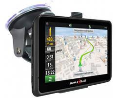 GPS-навигатор SHUTTLE PNA-5010 + FM