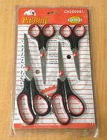 Ножницы канцелярские 4 шт