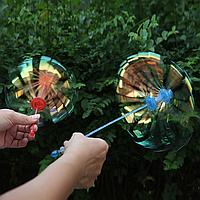 Красочная игрушка встряски большие сверкающие фэнтезийные игрушки пузыря диковинные устройства