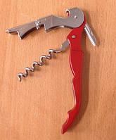 Открывалка многофункциональная с ножом и штопором W-K-1