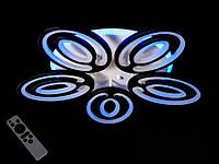 Потолочная светодиодная люстра 150W, фото 1