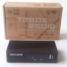 T2BOX-250iD Internet