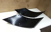 Отвал высокопрочный из композитного материала Текrоne для плуга ПСКУ (пр-ва Энгельс, Гетьман)