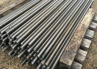 Шпильки с классом прочности 10.9 DIN 975