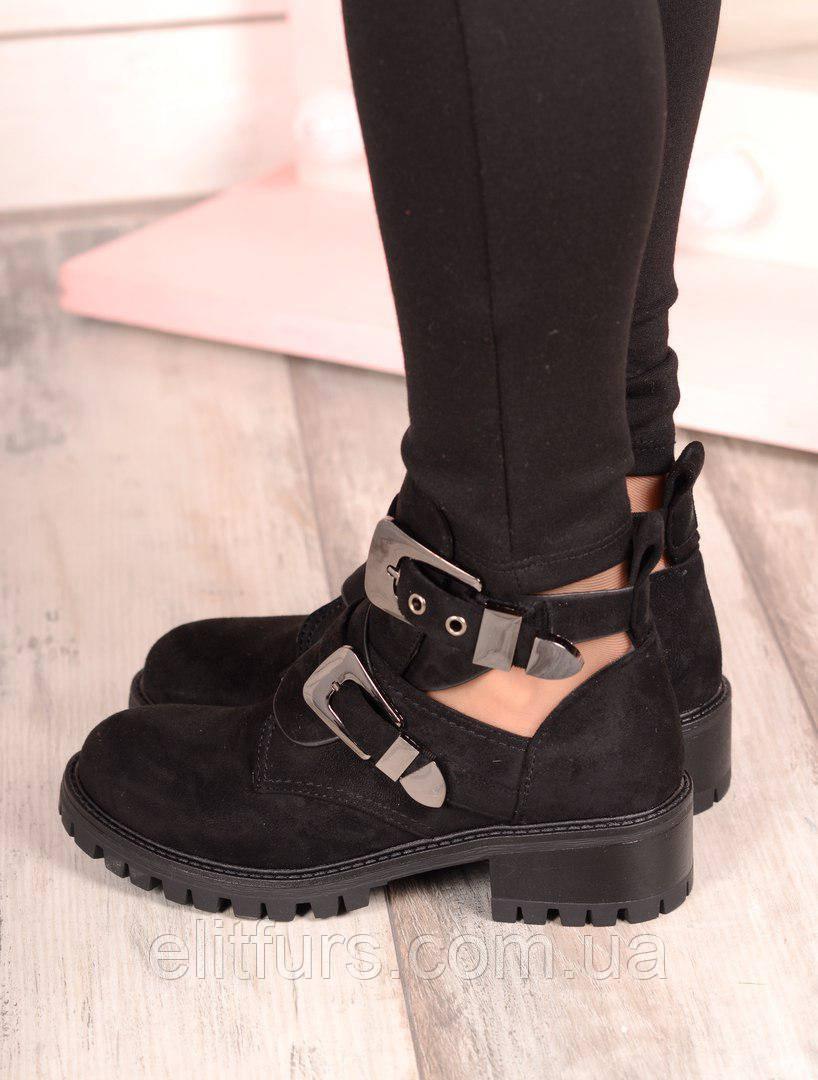 Ботинки женские, эко-замш + (2 цвета), цена 810 грн., купить Одесса ... 7b3650833e9