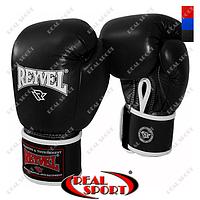 Боксерские перчатки Reyvel 10oz BK020097 (PU, цвет в ассорт.), фото 1