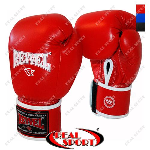 Боксерские перчатки Reyvel 12oz RL-0298 (PU, цвет в ассорт.)