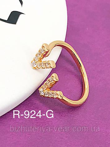 Кольцо R-924 б.размера, фото 2