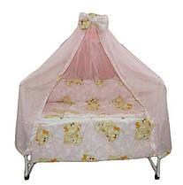 Постільна білизна, набори в ліжечко, пелюшки, пледи, ковдри, крижми