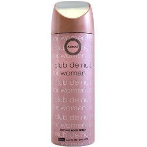 Парфюмированный  дезодорант женский Club de Nuit 200ml. Armaf (Sterling Parfum)
