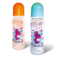 Бутылочка для кормления 250 мл(пластик)