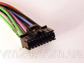 Разъем для  автомагнитолы SONY 2.4 XR-3310 (без ISO)