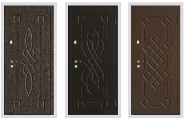 Двери бронированные тм саган