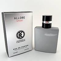 Мужской парфюм Chanel Allure Homme Sport 30 ml (аналог брендовых духов). Мини-парфюмерия Kreasyon Creation