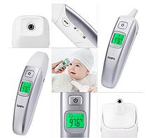 ИК цифровой медицинский термометр, пирометр Sanpu, фото 3