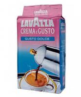 Кава мелена Lavazza Crema e Gusto Delicato