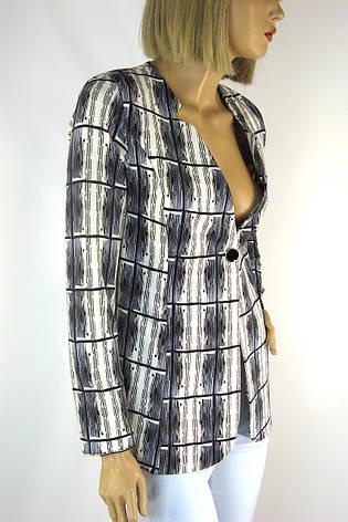 Жіночий короткий піджак без підкладки Podium , фото 2