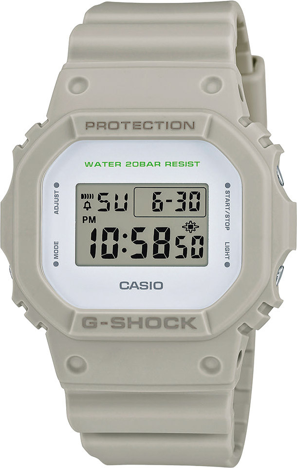 Часы Casio G-Shock DW-5600M-8